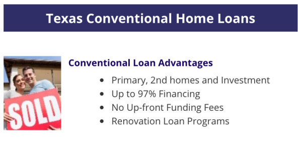 Plano Conventional Mortgage